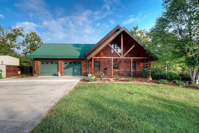 1565 Broad Street, Elizabethton, TN 37643 (MLS #9906405) :: The Baxter-Milhorn Group