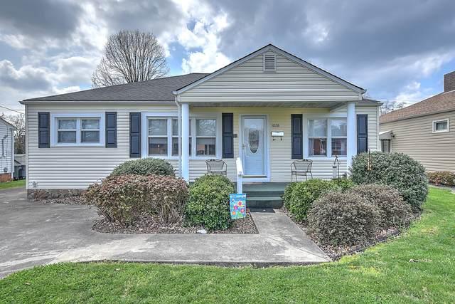 1826 Kenwood Road, Kingsport, TN 37664 (MLS #9906452) :: Highlands Realty, Inc.