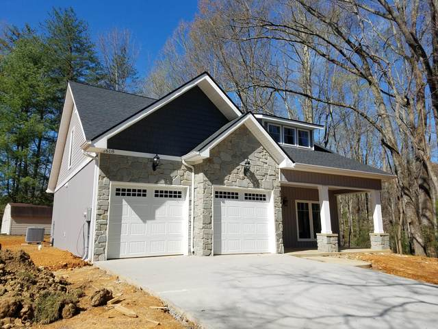1618 Woodridge Drive, Johnson City, TN 37604 (MLS #9906485) :: The Baxter-Milhorn Group