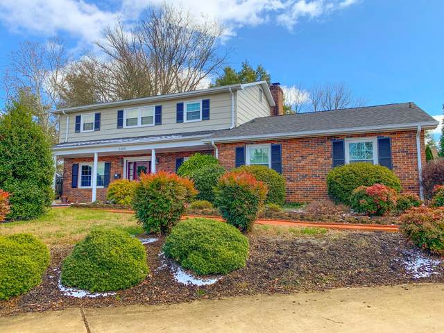 2405 Camelot Circle, Johnson City, TN 37604 (MLS #9906531) :: Bridge Pointe Real Estate