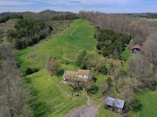 2400 Hall Road, Dandridge, TN 37725 (MLS #9906537) :: Highlands Realty, Inc.