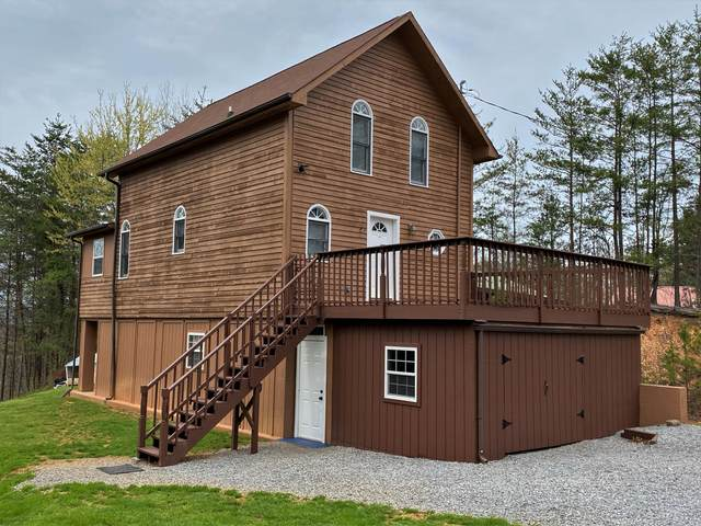 3657 Old Mountain Road, Sevierville, TN 37876 (MLS #9906541) :: Highlands Realty, Inc.