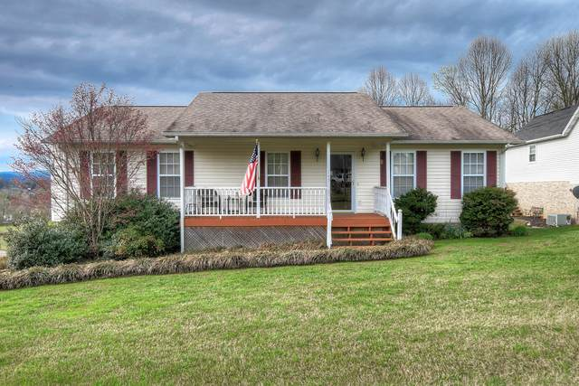 145 Laurel View Road, Jonesborough, TN 37659 (MLS #9906547) :: Conservus Real Estate Group