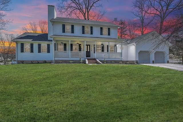 15410 Wilderness Road, Bristol, VA 24202 (MLS #9906558) :: Conservus Real Estate Group
