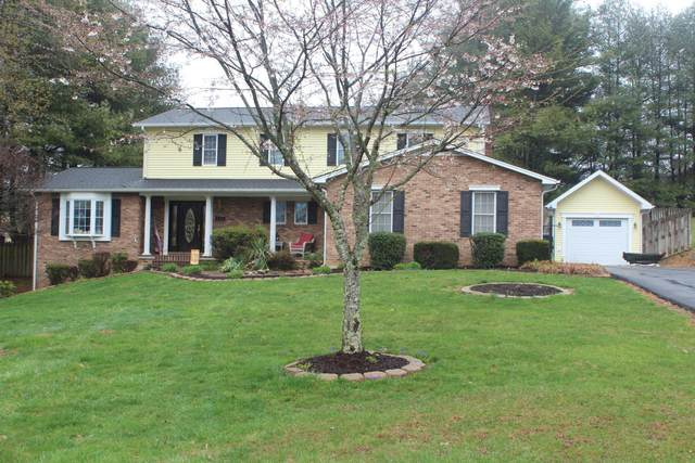 136 Maxwell Drive, Bristol, TN 37620 (MLS #9906560) :: Highlands Realty, Inc.