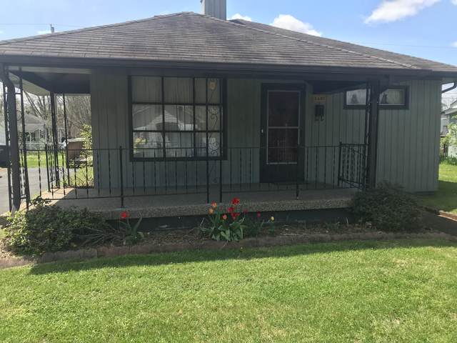 1437 Sevier Avenue, Kingsport, TN 37664 (MLS #9906614) :: Conservus Real Estate Group