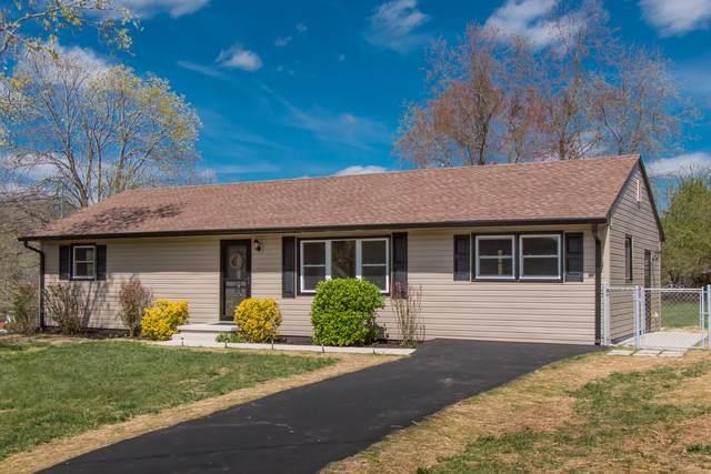 102 Tanglewood Drive, Bristol, TN 37620 (MLS #9906677) :: Highlands Realty, Inc.