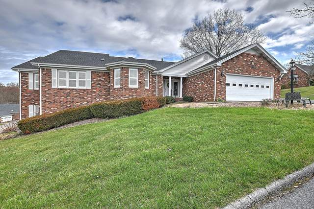 118 Leprechaun Way, Bristol, TN 37620 (MLS #9906694) :: Highlands Realty, Inc.