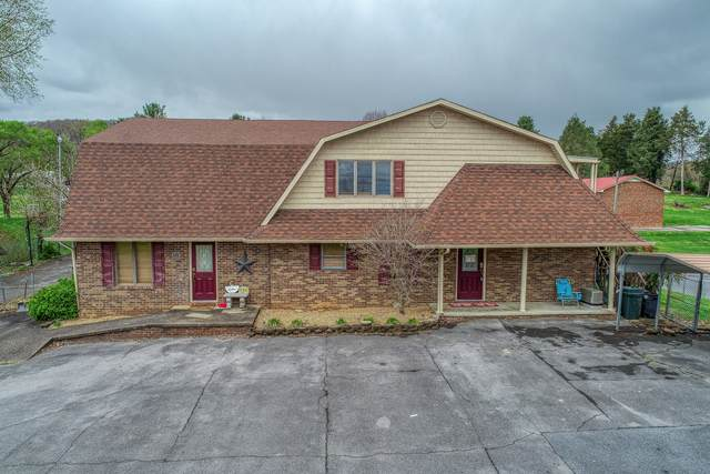 204 Old Stage Road ., Surgoinsville, TN 37873 (MLS #9906699) :: Highlands Realty, Inc.