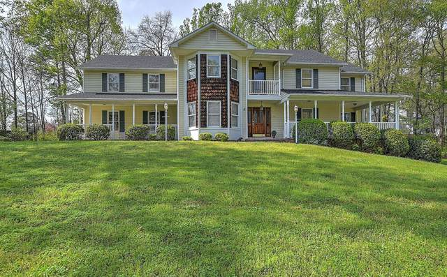 251 Grapevine Trail, Greeneville, TN 37745 (MLS #9906834) :: Highlands Realty, Inc.