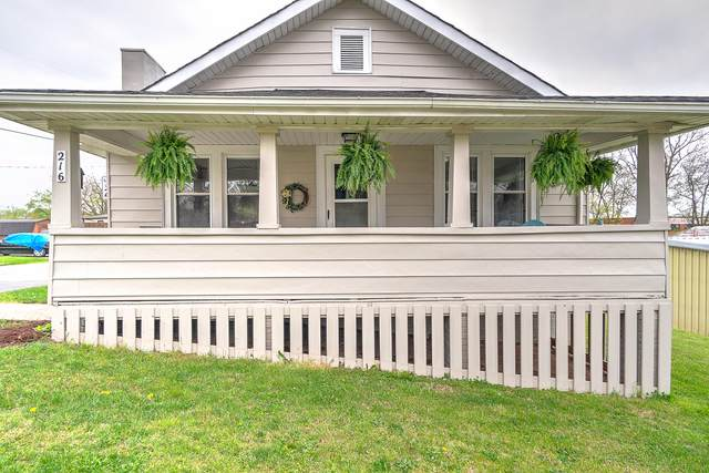 216 Cedar Street, Bristol, TN 37620 (MLS #9907025) :: Bridge Pointe Real Estate