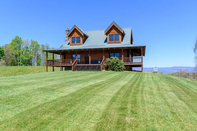 2821 Hill Station Alley Road, Gate City, VA 24251 (MLS #9907430) :: Highlands Realty, Inc.