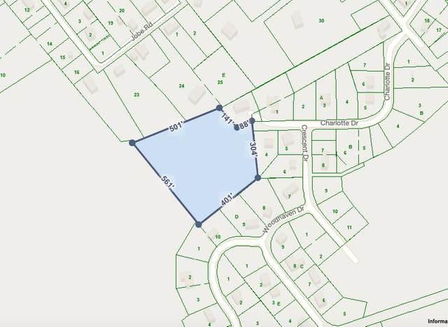 Tbd Charlotte Drive, Elizabethton, TN 37643 (MLS #9907641) :: Bridge Pointe Real Estate