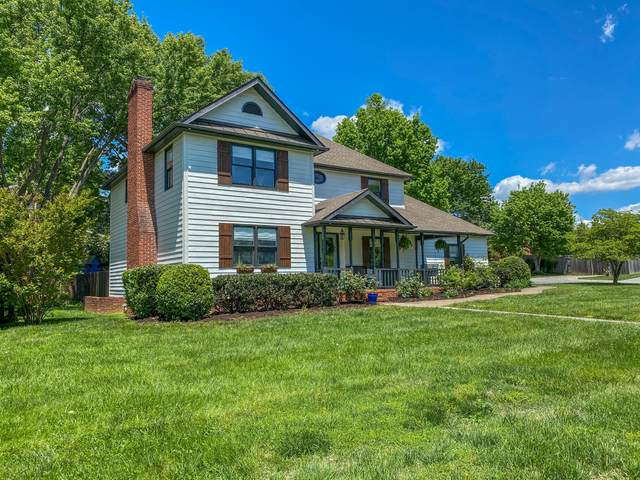 804 Regency Drive, Johnson City, TN 37604 (MLS #9907688) :: Highlands Realty, Inc.