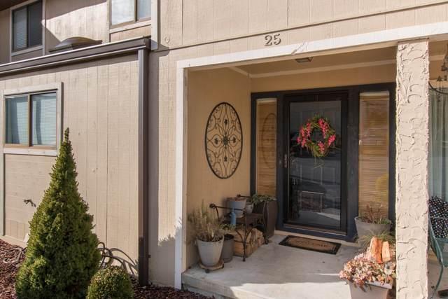 605 Redstone Drive #25, Bristol, TN 37620 (MLS #9907713) :: Bridge Pointe Real Estate