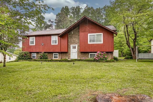 128 Carden Drive Drive, Elizabethton, TN 37643 (MLS #9907720) :: Bridge Pointe Real Estate