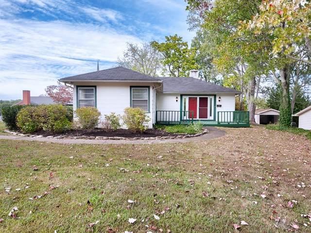 615 Franklin Street, Greeneville, TN 37745 (MLS #9907752) :: Highlands Realty, Inc.