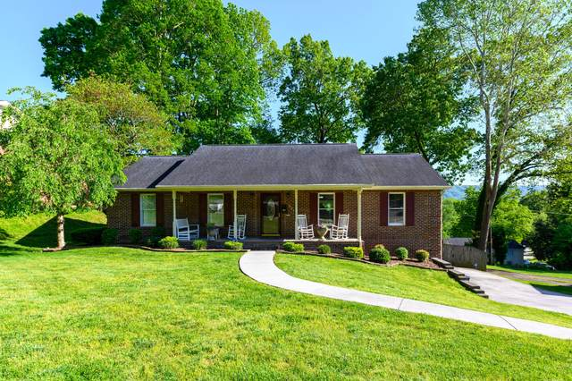 921 Clearwood Avenue, Kingsport, TN 37660 (MLS #9907786) :: Highlands Realty, Inc.