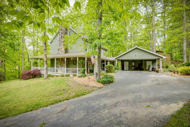 1 Deercreek Private Drive, Kingsport, TN 37660 (MLS #9907814) :: Conservus Real Estate Group