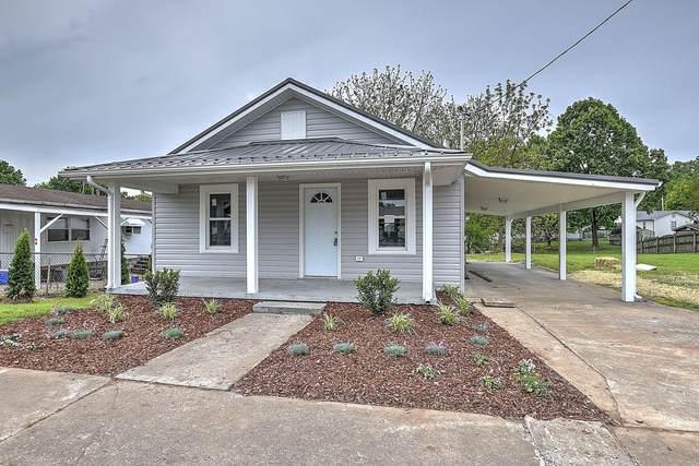 614 Reedy Street, Kingsport, TN 37660 (MLS #9907820) :: Conservus Real Estate Group