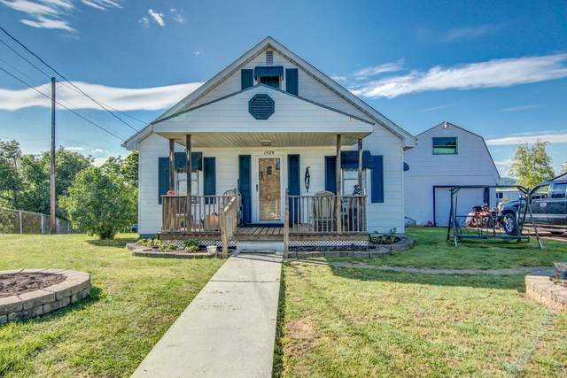 1520 Highpoint Avenue, Kingsport, TN 37665 (MLS #9907856) :: Highlands Realty, Inc.