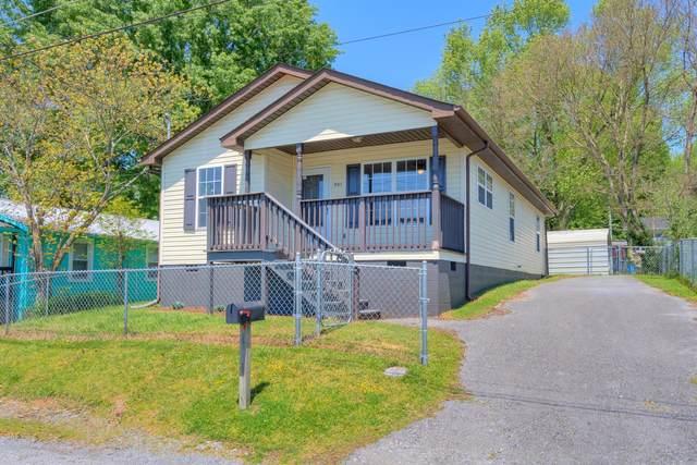 931 Barker Street, Bristol, TN 37621 (MLS #9907920) :: Conservus Real Estate Group