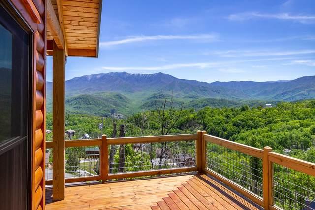 819 Skyline Drive, Gatlinburg, TN 37738 (MLS #9907926) :: Highlands Realty, Inc.