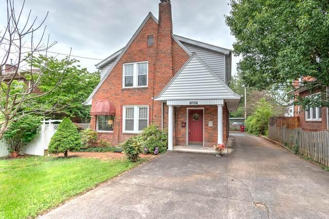 1307 Roan Street, Johnson City, TN 37601 (MLS #9907946) :: Highlands Realty, Inc.