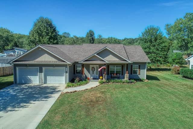 105 Heather Lane, Greeneville, TN 37745 (MLS #9907949) :: Highlands Realty, Inc.