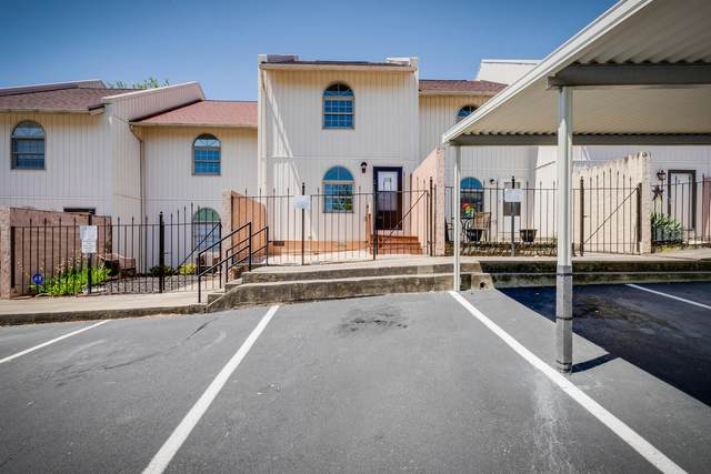 105 Phoenix Court #5, Kingsport, TN 37663 (MLS #9908027) :: Highlands Realty, Inc.