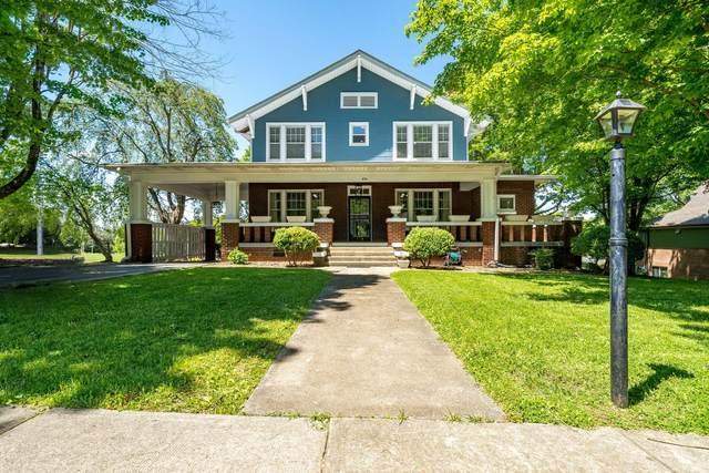 834 W Locust Street, Johnson City, TN 37604 (MLS #9908028) :: Bridge Pointe Real Estate