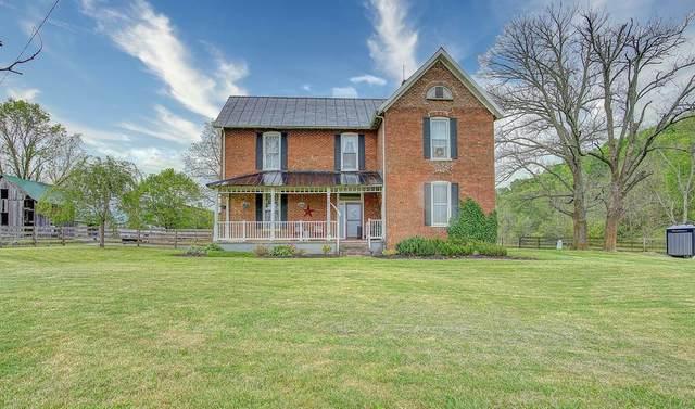 8315 Buchanan Road, Glade Spring, VA 24340 (MLS #9908076) :: Highlands Realty, Inc.