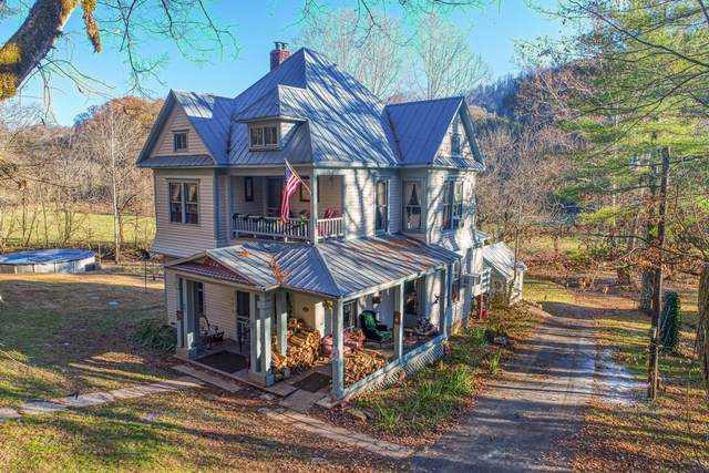4031 War Creek Road, Thorn Hill, TN 37881 (MLS #9908205) :: Conservus Real Estate Group