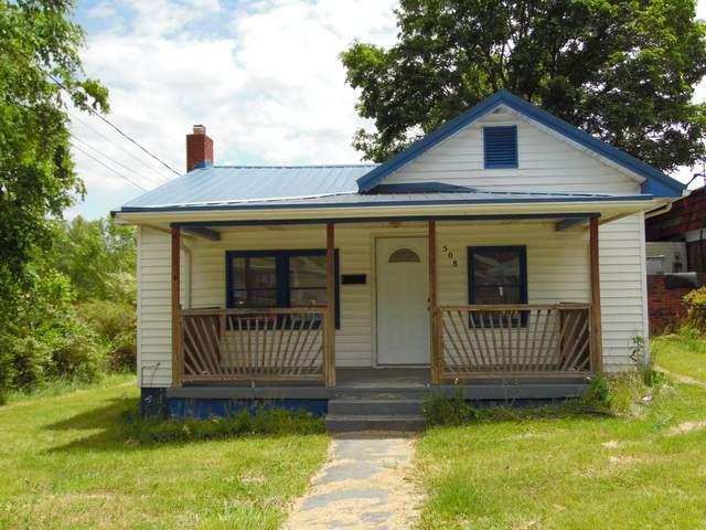 508 3rd Avenue, Big Stone Gap, VA 24219 (MLS #9908246) :: Conservus Real Estate Group