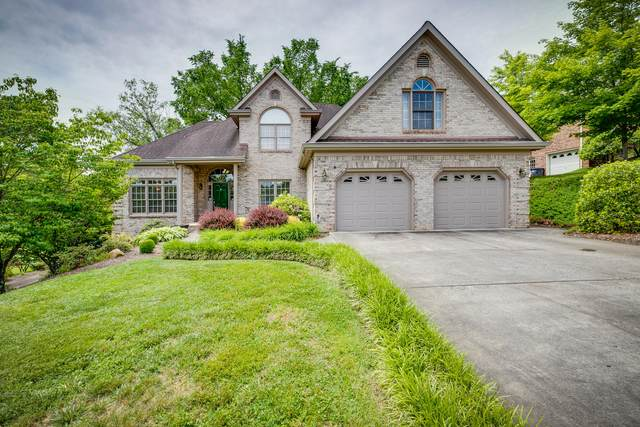1061 Sussex Drive, Kingsport, TN 37660 (MLS #9908281) :: Highlands Realty, Inc.