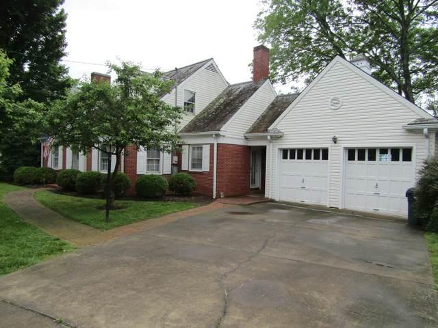 212 Circle Drive Drive, Greeneville, TN 37745 (MLS #9908295) :: Bridge Pointe Real Estate