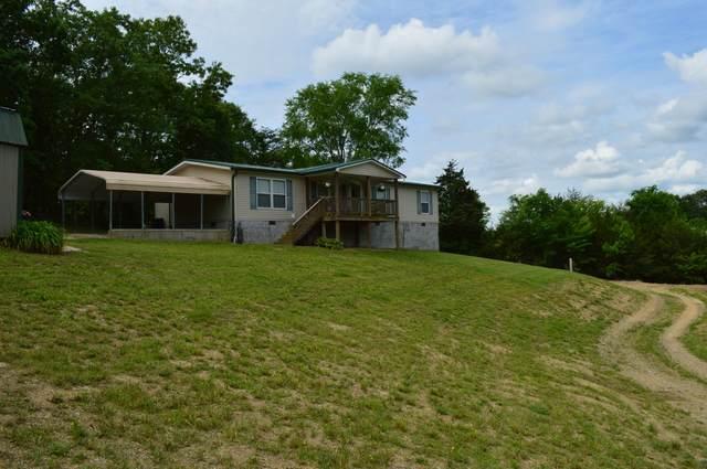 527 Jackson Lane, Greeneville, TN 37745 (MLS #9908362) :: Bridge Pointe Real Estate