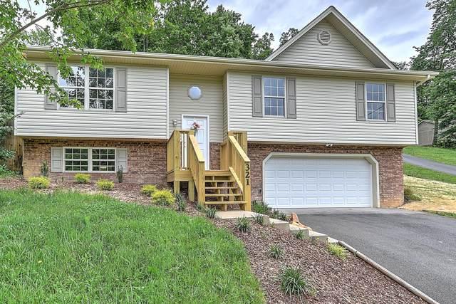 321 Chestnut Grove Church Road, Jonesborough, TN 37659 (MLS #9908369) :: Bridge Pointe Real Estate