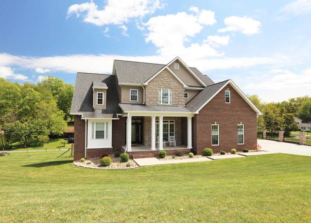 15357 Hendricks Drive Drive, Abingdon, VA 24210 (MLS #9908389) :: Conservus Real Estate Group