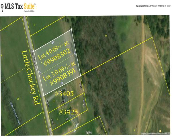 Lot 4 Little Chuckey Road, Mosheim, TN 37818 (MLS #9908392) :: Conservus Real Estate Group
