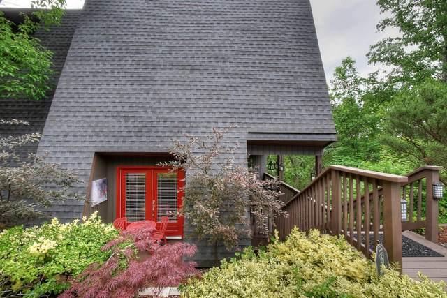 318 Hickory Bluff #318, Johnson City, TN 37601 (MLS #9908416) :: Bridge Pointe Real Estate