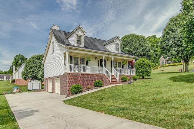 211 Charlton Green Drive, Kingsport, TN 37663 (MLS #9908421) :: Bridge Pointe Real Estate