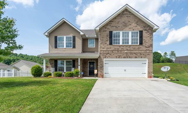 1821 Golden Oak Lane, Kingsport, TN 37664 (MLS #9908427) :: Bridge Pointe Real Estate