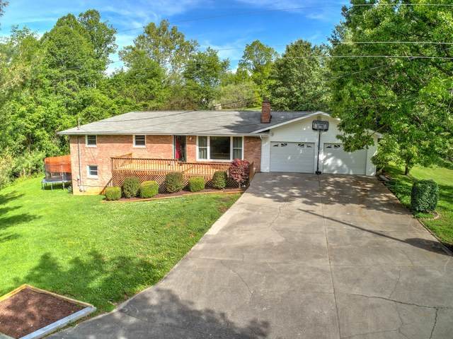302 Post Oak Drive, Kingsport, TN 37663 (MLS #9908456) :: Conservus Real Estate Group