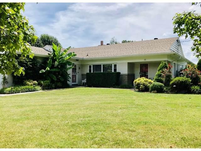 15 Pinecrest Lane, Bristol, VA 24201 (MLS #9908472) :: The Baxter-Milhorn Group
