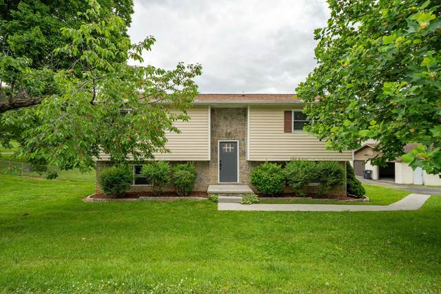 110 Mountain View Drive, Johnson City, TN 37601 (MLS #9908479) :: Highlands Realty, Inc.