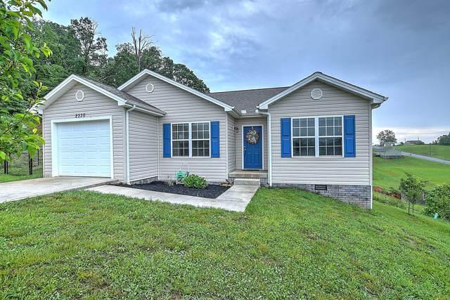 2330 Serenity Court, Kingsport, TN 37665 (MLS #9908492) :: Conservus Real Estate Group