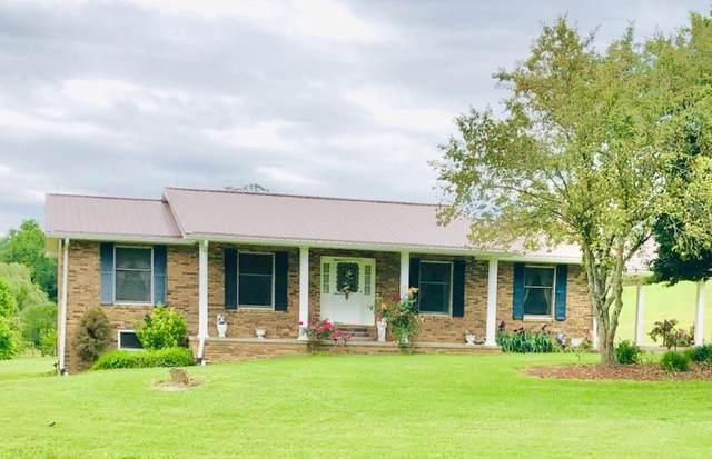 395 Cross Valley Road, Surgoinsville, TN 37873 (MLS #9908512) :: Conservus Real Estate Group