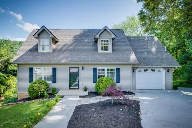 141 Lancaster Drive, Kingsport, TN 37663 (MLS #9908518) :: Highlands Realty, Inc.