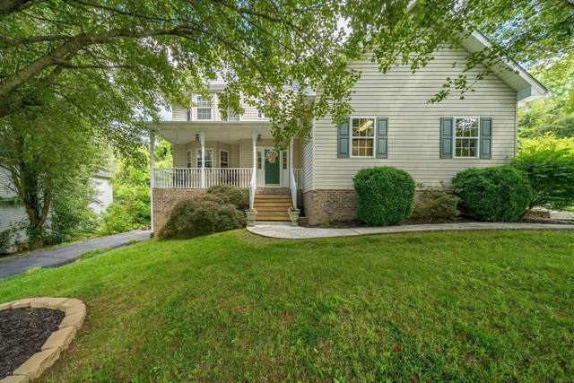 400 Glen Oaks Drive, Johnson City, TN 37615 (MLS #9908530) :: The Baxter-Milhorn Group